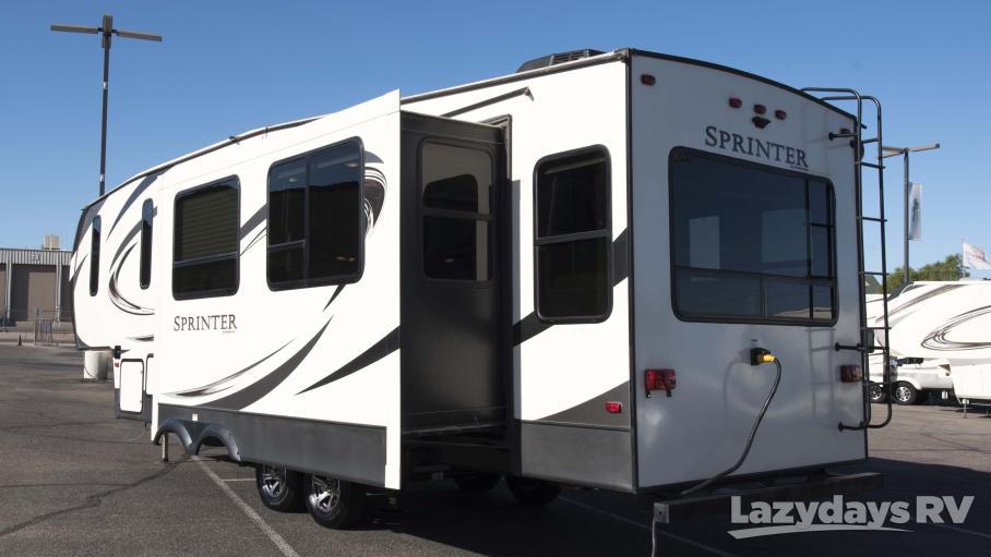 2017 Keystone RV Sprinter 269FWRLS