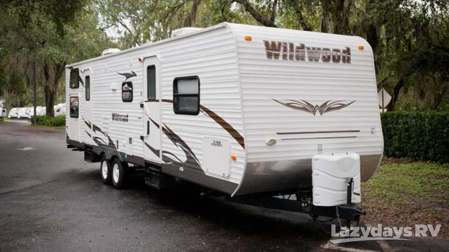 2011 Forest River Wildwood 29QBBS