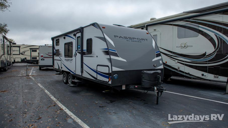 2019 Keystone RV Passport Express 239ML