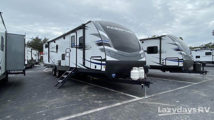 2021 Keystone RV Passport GT