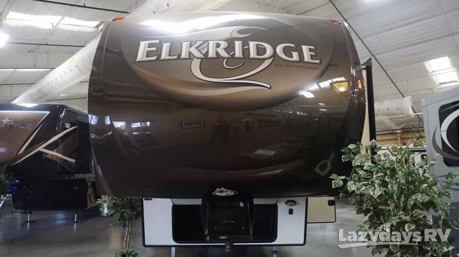2015 Heartland Elkridge 35TSRL
