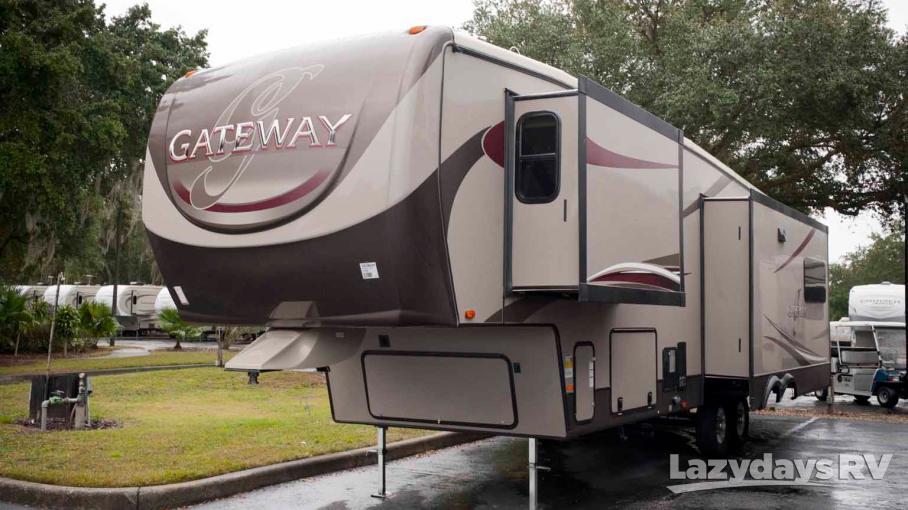 2015 Heartland Gateway 3500RE