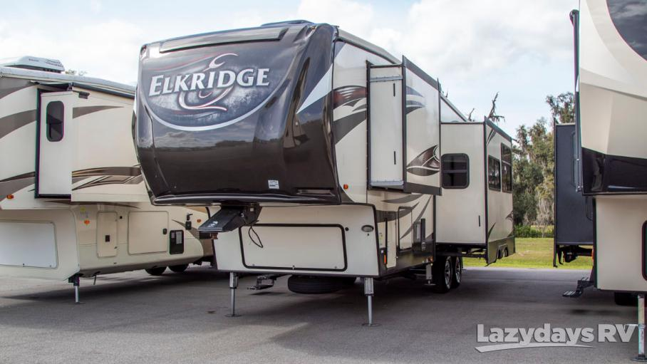 2017 Heartland ElkRidge 33RSR