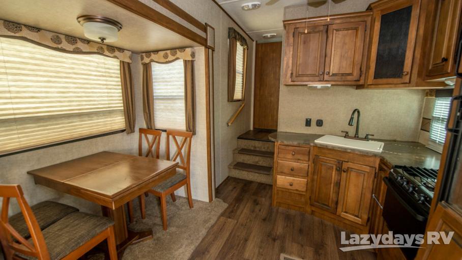2015 Keystone RV Copper Canyon 269FWRLS