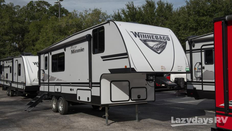 2020 Winnebago Micro Minnie 2405RG