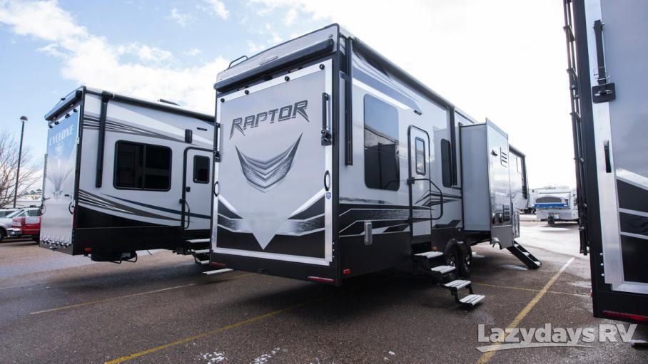 2018 Keystone RV Raptor 353TS