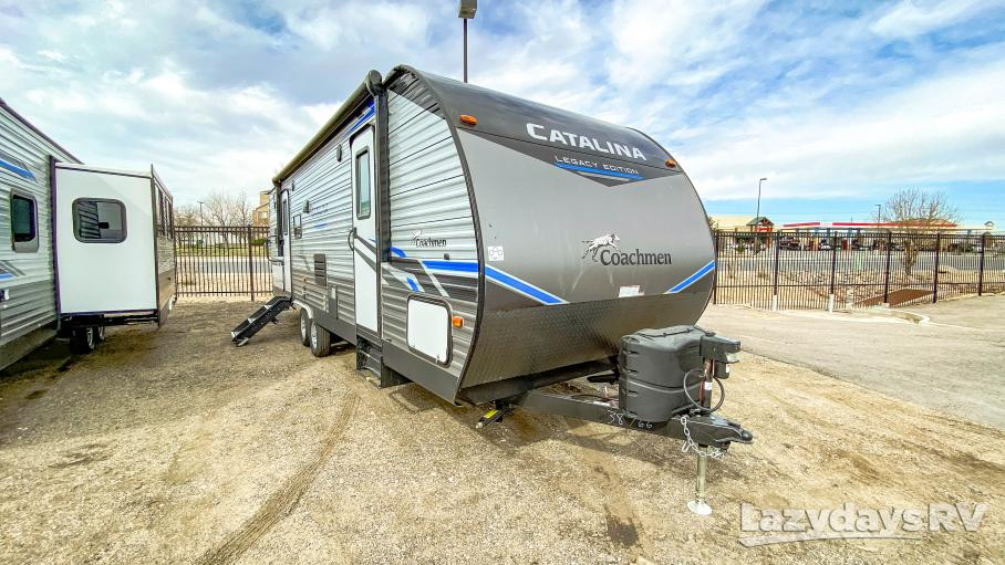 2021 Coachmen RV Catalina Legacy 263BHSCK