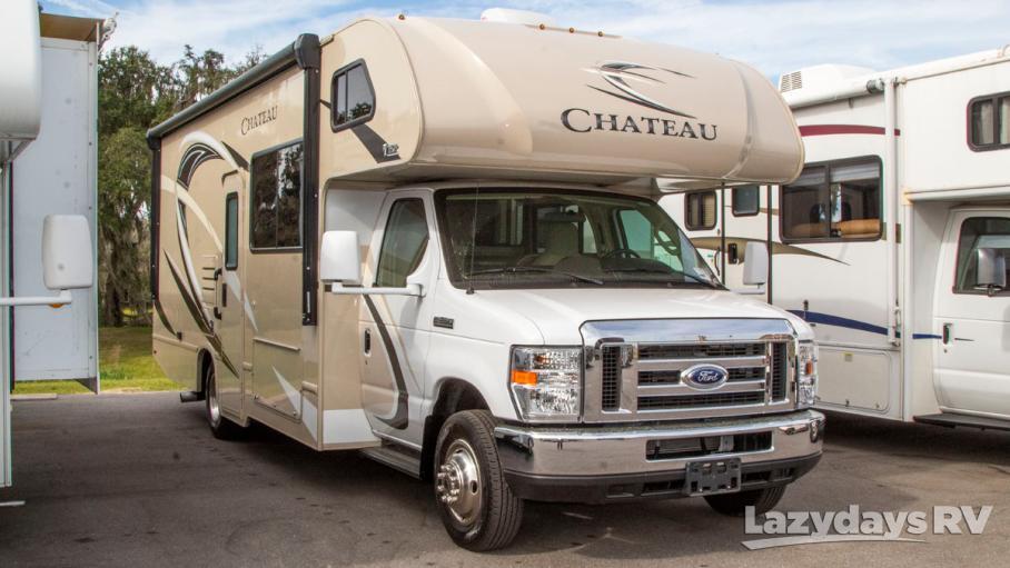 2018 Thor Motor Coach Chateau 26B