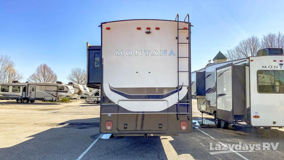 2021 Keystone RV Montana 3762BP