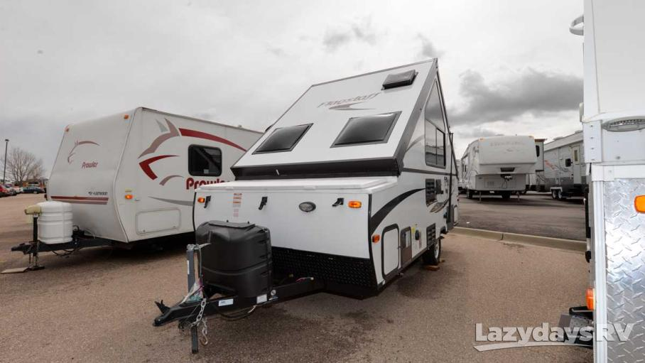 2015 Forest River Flagstaff 19QBH