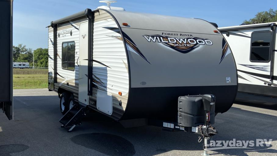 2018 Forest River RV Wildwood X-Lite