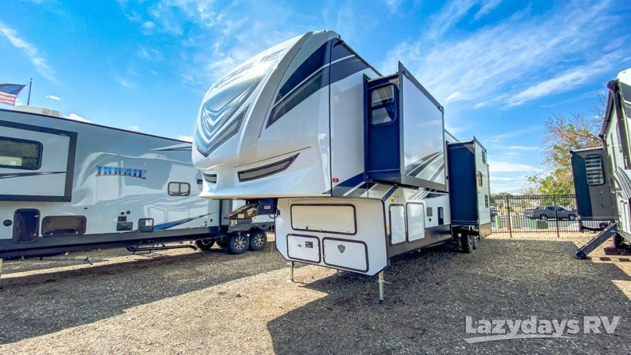 2021 Forest River RV Vengeance Rogue Armored 351A13