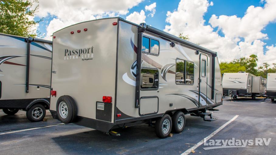 2017 Keystone RV Passport Express 238ML
