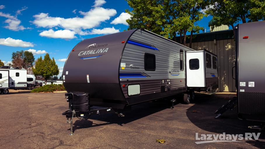 2020 Coachmen Catalina Legacy Edition 303RKP