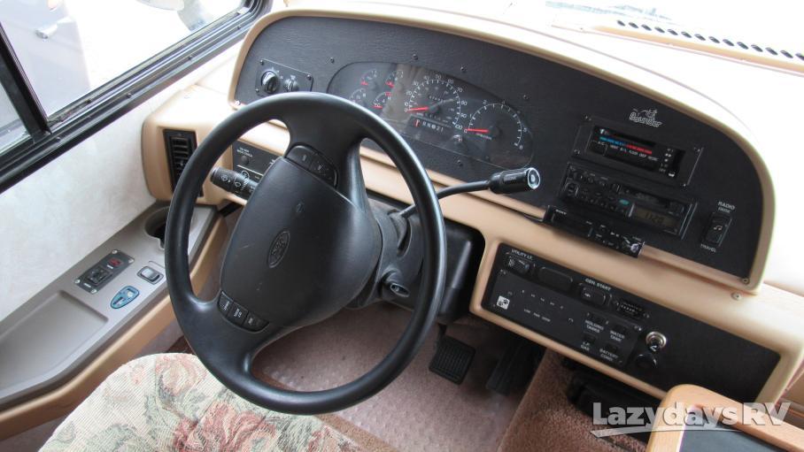 1999 Fleetwood RV Bounder Classic 34T