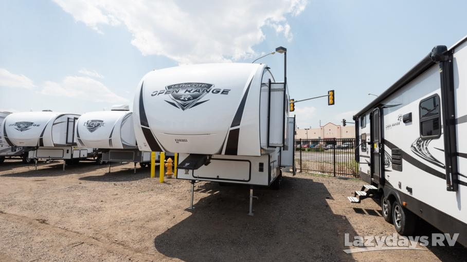 2019 Highland Ridge RV Ultra Lite UF2910RL