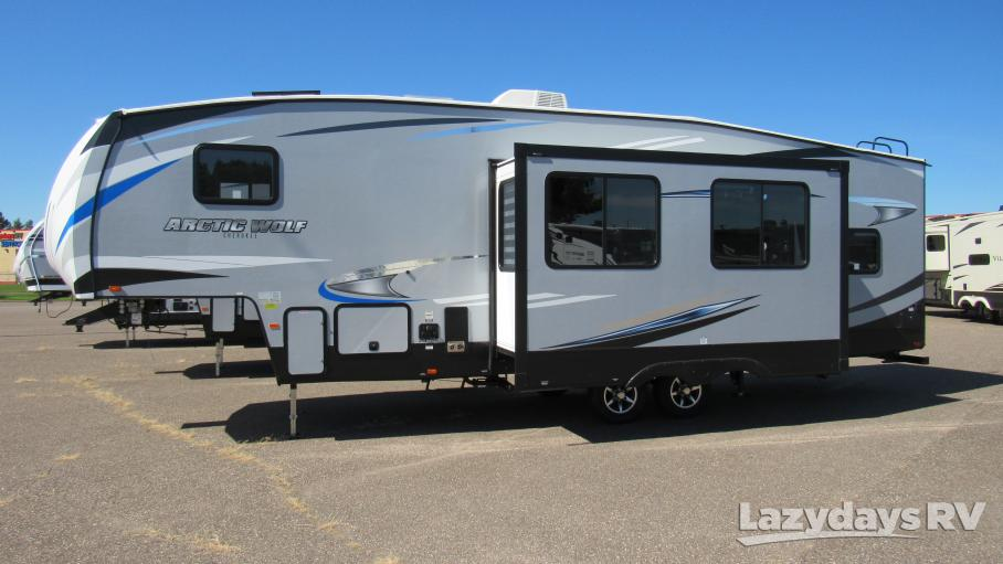 2021 Forest River RV Cherokee Arctic Wolf 287BH