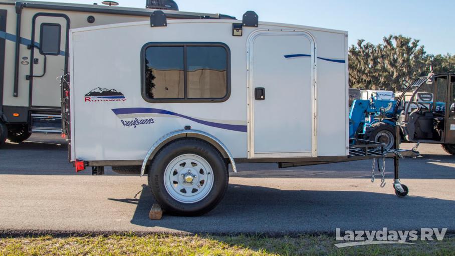 2016 Runaway Campers Range Runner TT