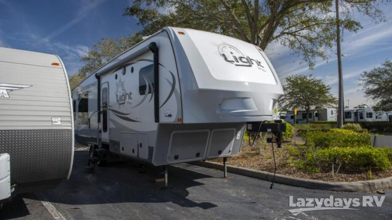 2014 Highland Ridge RV Light