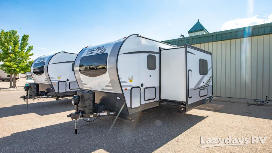 2021 Forest River Flagstaff Micro Lite 25BDS