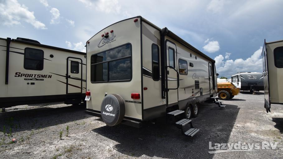 2017 Keystone RV Cougar Lite 28RLS