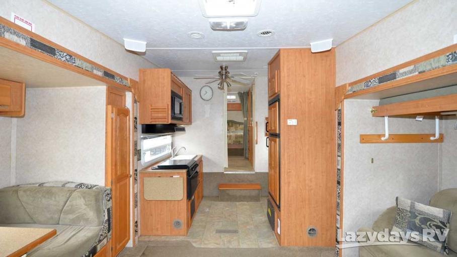 2007 Forest River Rockwood 8280SS