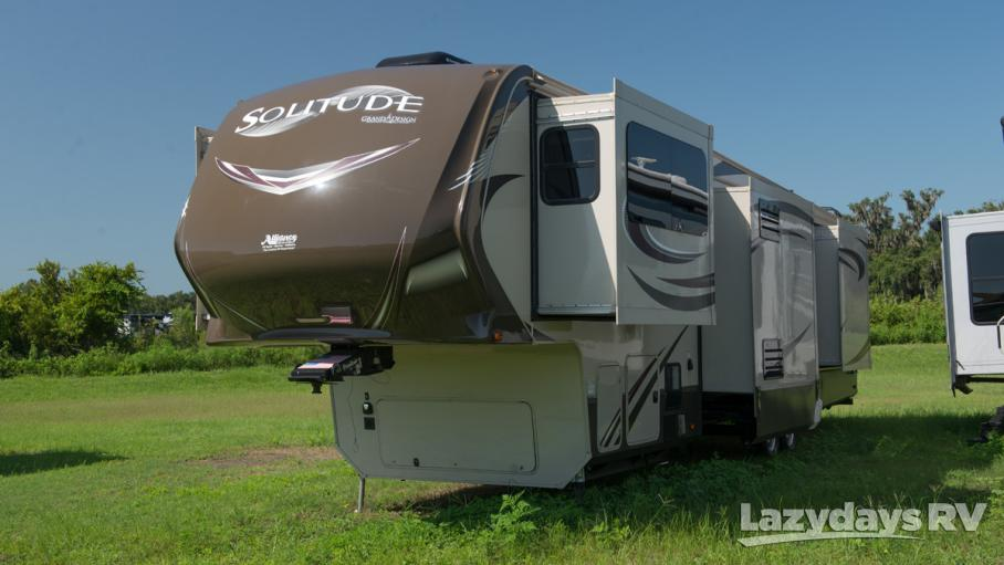2016 Grand Design Solitude  379FL