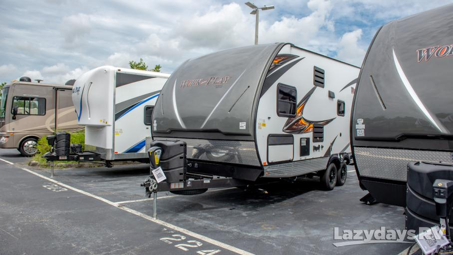 2019 Forest River Work and Play TT 19WCB