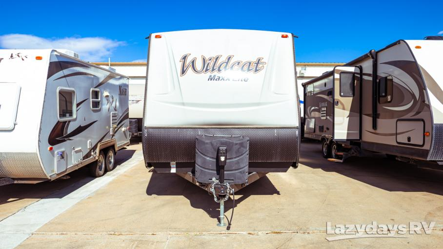 2017 Forest River Wildcat T255RLX