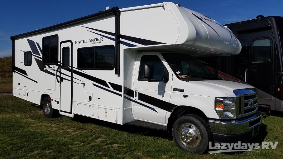 2021 Coachmen RV Freelander 22XG Ford 350