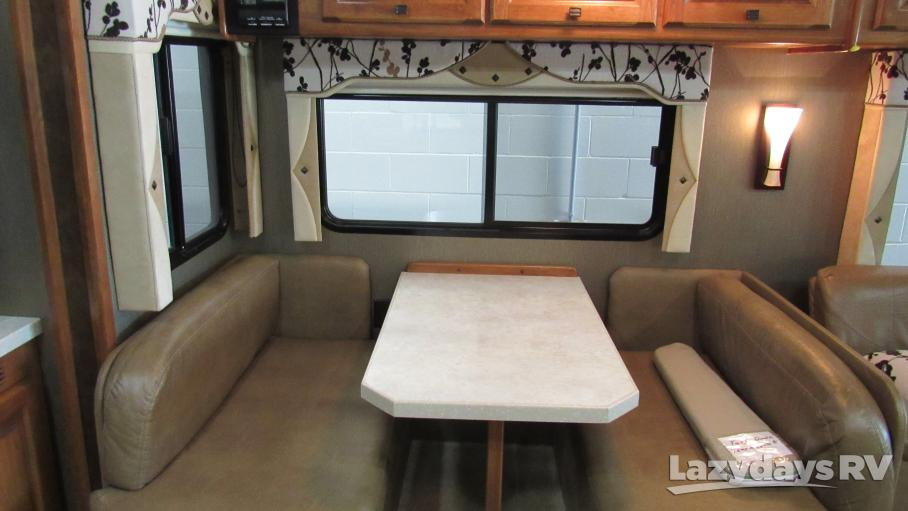 2013 Tiffin Motorhomes Allegro RED 38QBA