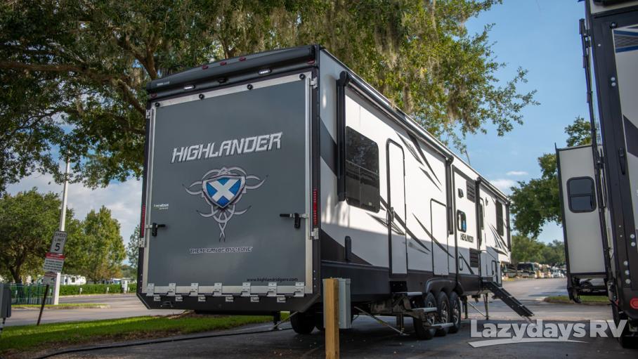 2020 Highland Ridge RV Highlander 387H