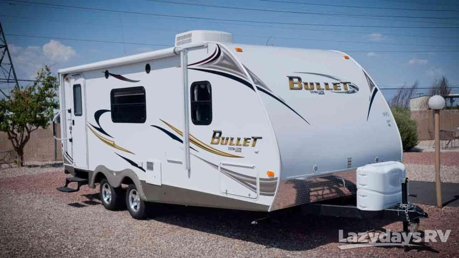 2012 Keystone RV Bullet 215RBS