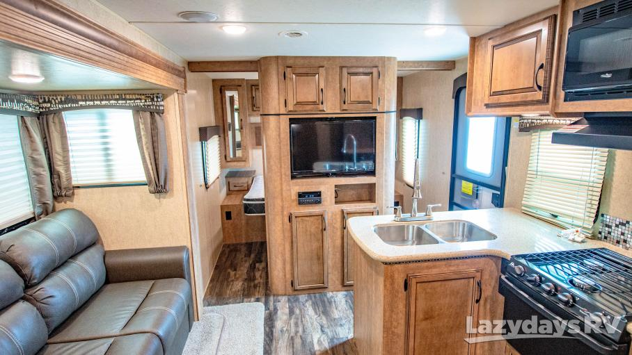 2017 Starcraft LAUNCH Grand Touring 299BH