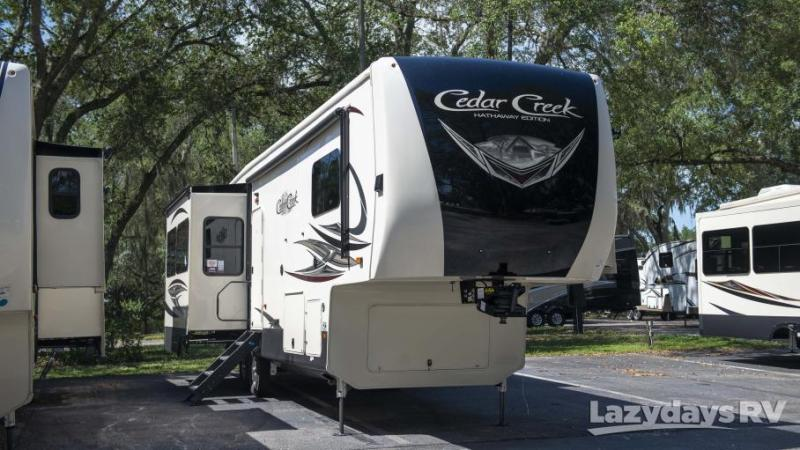 2021 Forest River RV Cedar Creek Hathaway Edition