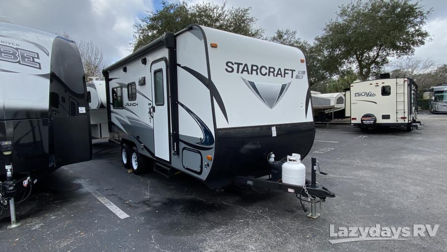 2018 Starcraft Launch Outfitter 7