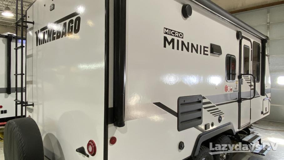 2021 Winnebago Industries Towables Micro Minnie 2108DS