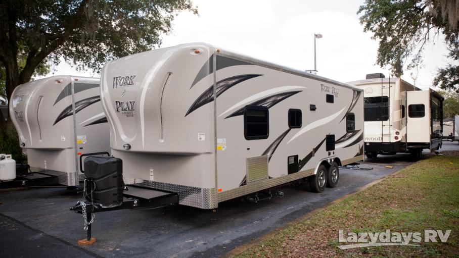 2016 Forest River Work and Play Ultra LE 25CB