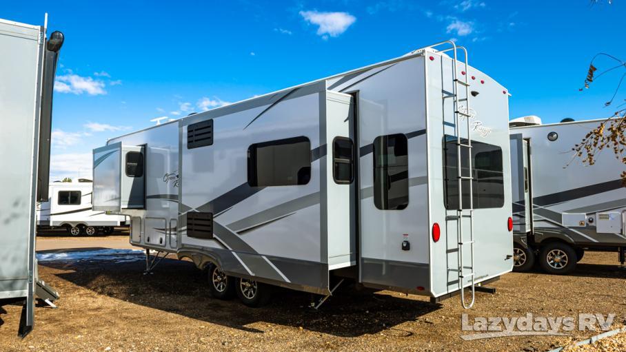 2020 Highland Ridge RV Open Range 284RLS