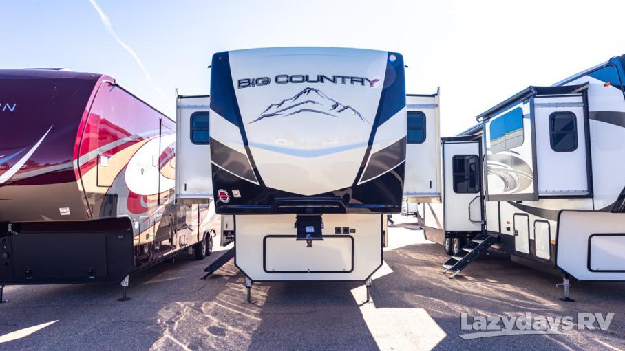 2020 Heartland Big Country 3902FL
