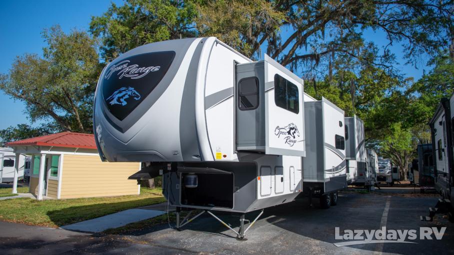 2020 Highland Ridge RV Open Range 378RBS