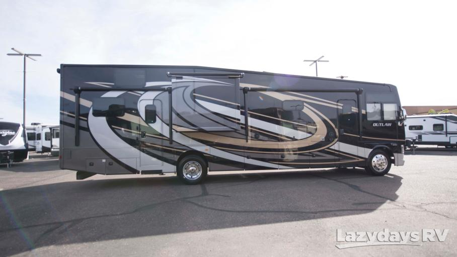 2018 Thor Motor Coach Outlaw 37RB