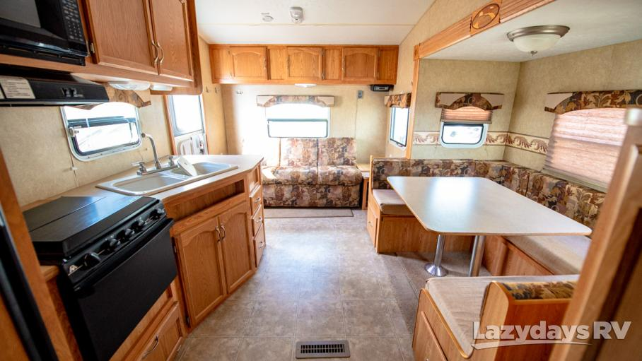2007 Crossroads RV Cruiser 25RS