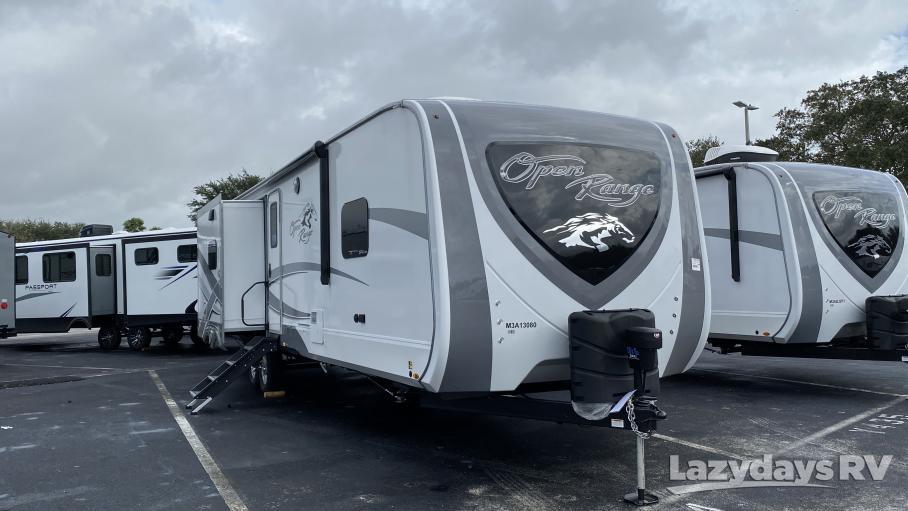 2021 Highland Ridge RV Open Range