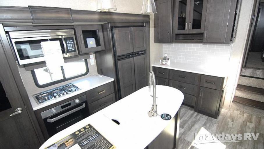 2021 Grand Design Reflection 337RLS