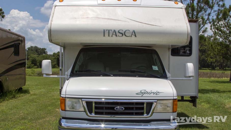 2006 Itasca Spirit 27L