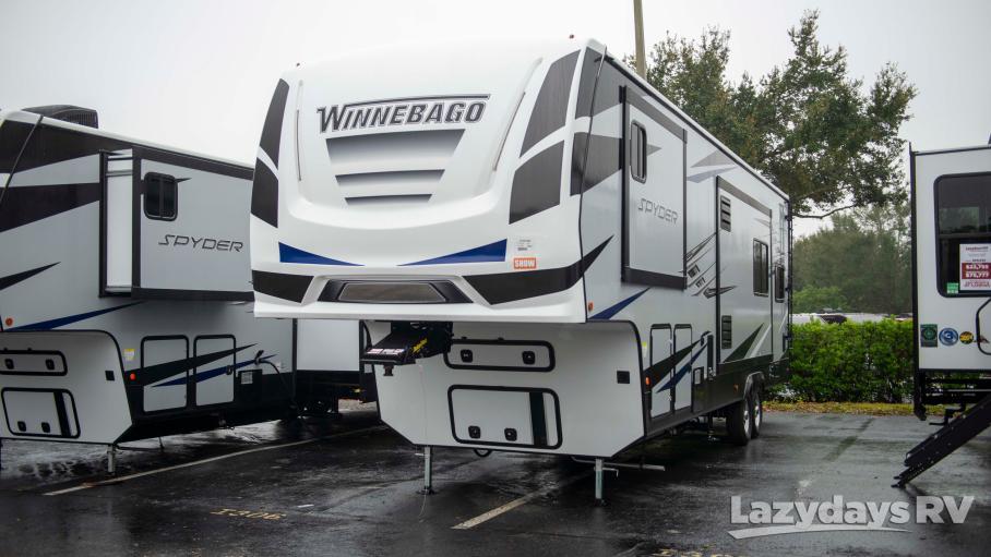 2020 Winnebago Spyder 29SFW
