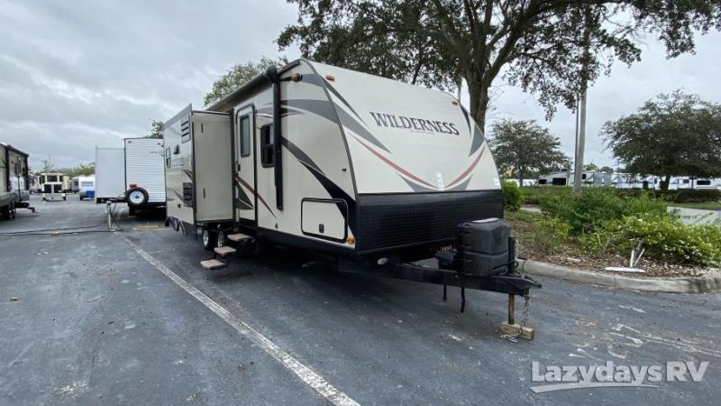 2015 Fleetwood RV Wilderness
