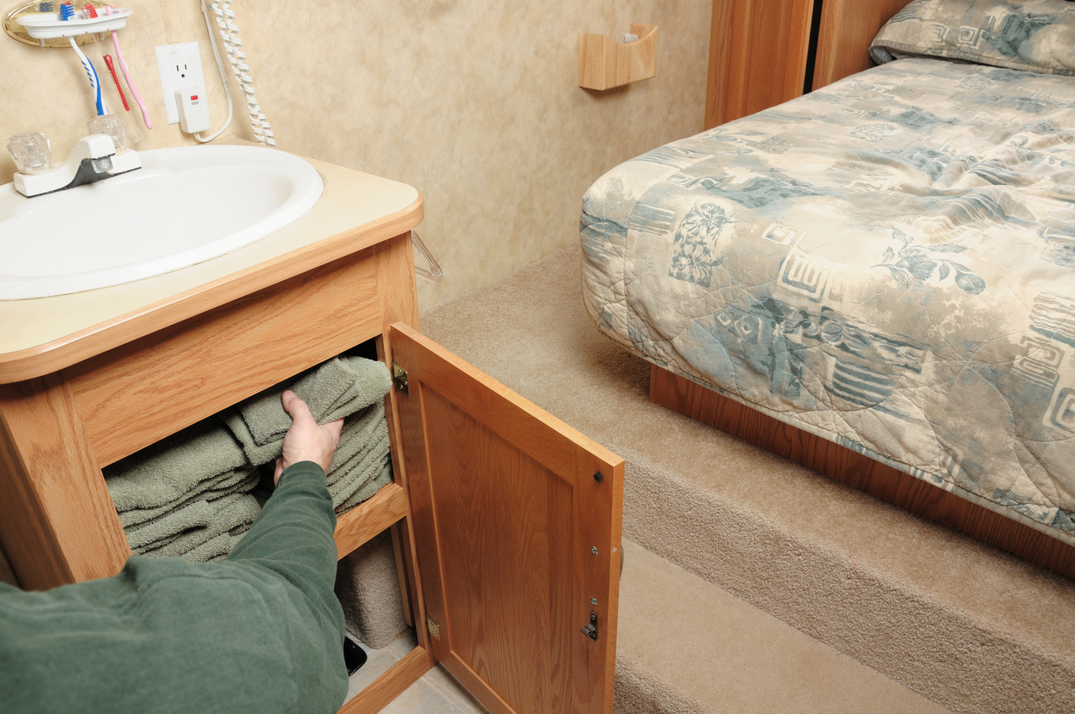 Optimize the storage in your RV today!