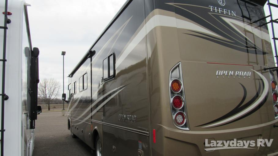 2018 Tiffin Motorhomes Allegro Open Road 32SA